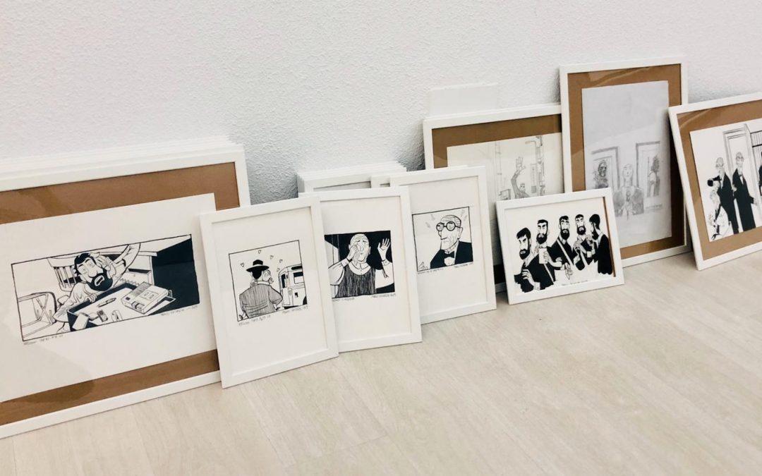 Exposición de Pablo Velarde – Noviembre 2019