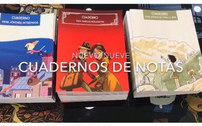 ¡¡Regalamos cuadernos de notas de nuestros títulos!!